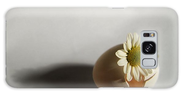Hatching Flower Photograph Galaxy Case