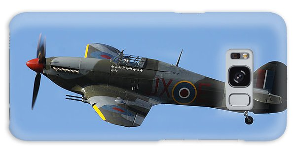 Hawker Hurricane Galaxy Case by Ken Brannen