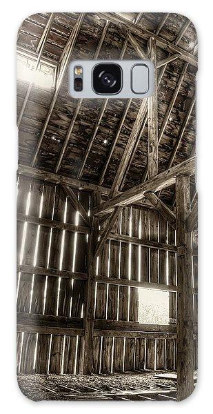 Woods Galaxy Case - Hay Loft by Scott Norris