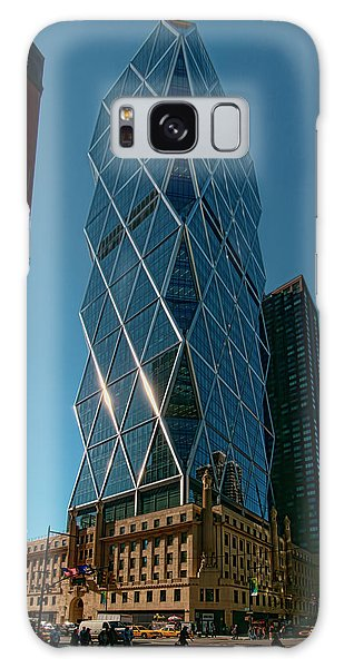 Hearst Building Galaxy Case