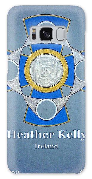 Heather Kelly Galaxy Case