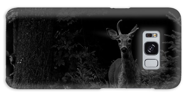 Hello Deer Galaxy Case by Cheryl Baxter