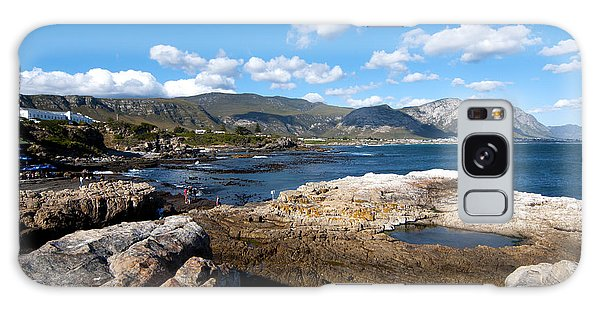 Hermanus Coastline Galaxy Case