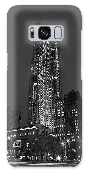 Gehry Galaxy Case - High Temptation by Evelina Kremsdorf