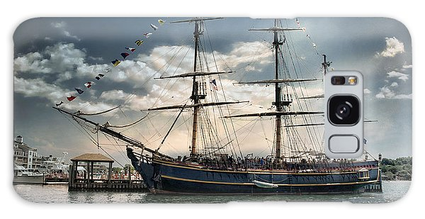 Hms Bounty Newport Galaxy Case