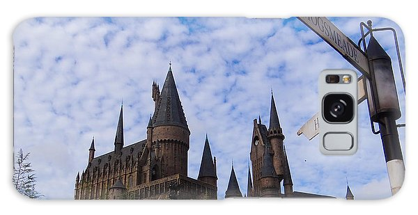 Hogwarts Castle Galaxy Case