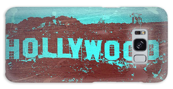 Hollywood Galaxy Case - Hollywood Sign by Naxart Studio