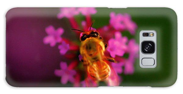 Honey Bee Galaxy Case