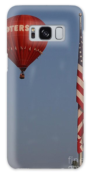 Hooters American Flag Galaxy Case by Jerry Bunger