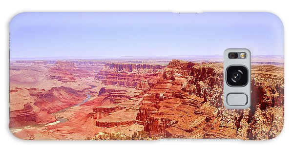 horizon in Grand Canyon Galaxy Case