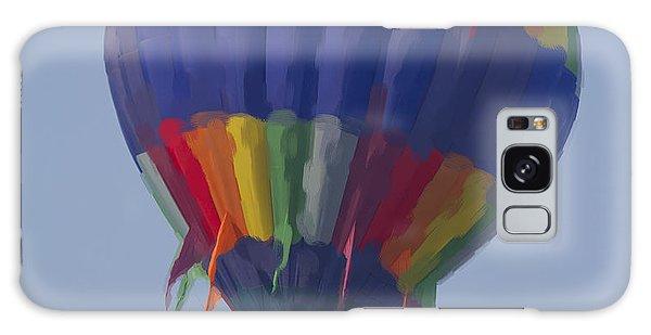 Hot Air Balloons Galaxy Case - Hot Air Balloon  by Betsy Knapp