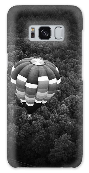 Hot Air Balloon Galaxy Case