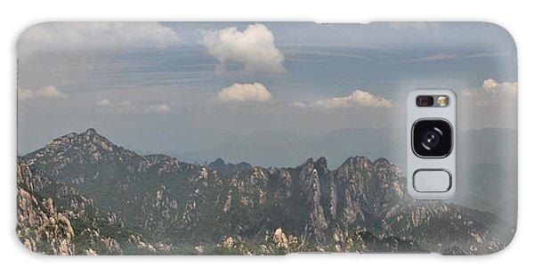 Huangshan Panorama 1 Galaxy Case
