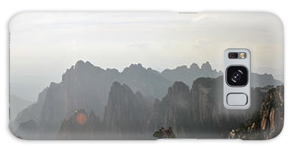 Huangshan Panorama 4 Galaxy Case