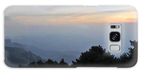 Huangshan Panorama 6 Galaxy Case
