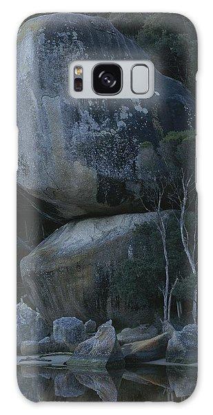 Wilsons Promontory Galaxy Case - Huge Granite Boulders Encrusted by Sam Abell