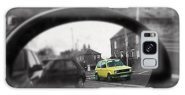 Volkswagen Galaxy Case - I Spy In My Wing Mirrors Eye... #mk1 by Holly Peters