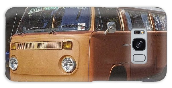 Volkswagen Galaxy Case - I Will Give You A Mirror .. Just To by Andy Kleinmoedig