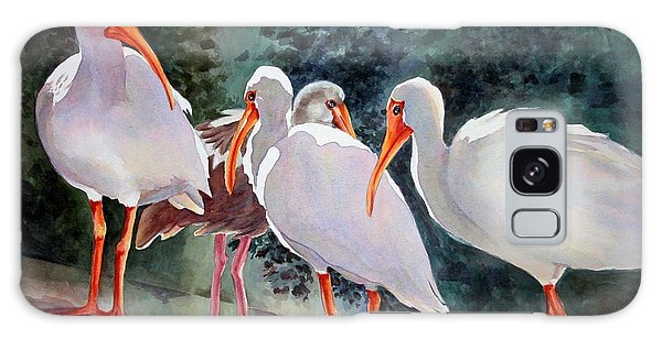 Ibis - Youngster Among Us. Galaxy Case