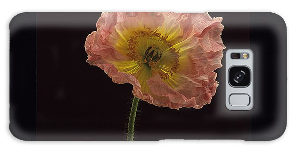 Iceland Poppy 3 Galaxy Case by Susan Rovira