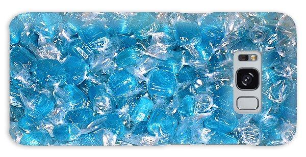 Ice Blues Galaxy Case by Beth Saffer