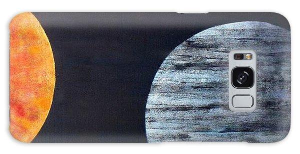 Illumination Galaxy Case by Barbara Moignard