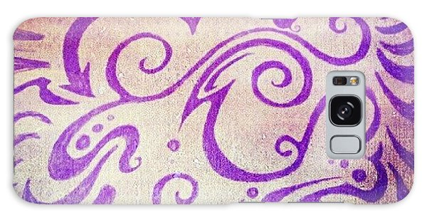 Cool Galaxy Case - Imaginationartshop.com Doodle #sharpie by Mandy Shupp