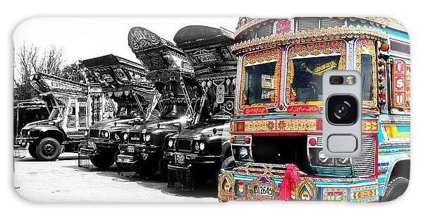 Indian Truck Galaxy Case