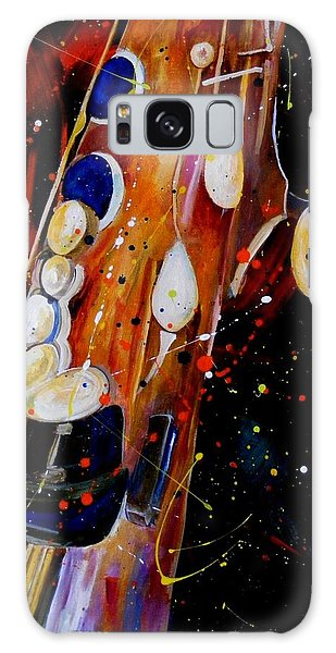 Instrument Of Choice Galaxy Case