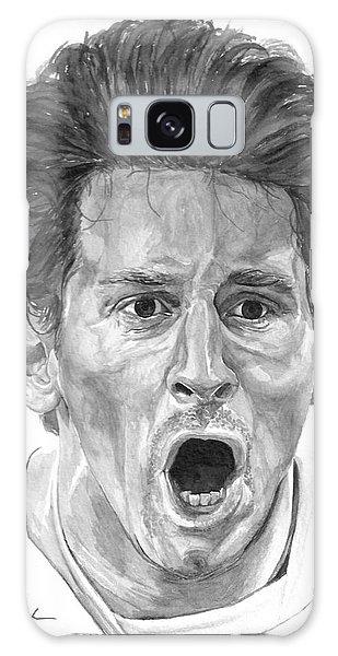 Intensity Lionel Messi Galaxy Case by Tamir Barkan