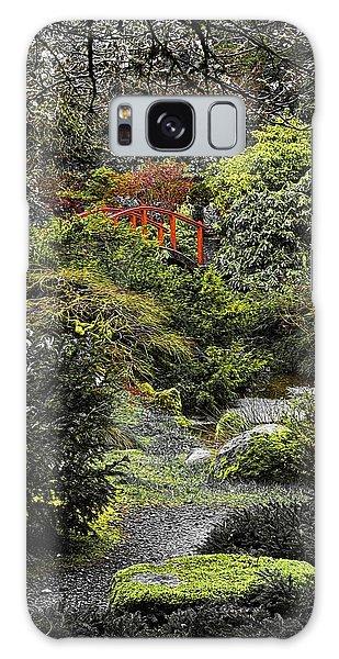 Intimate Garden Galaxy Case by Ken Stanback