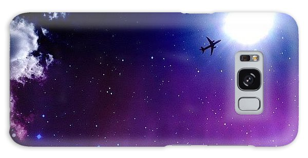 Summer Galaxy Case - Into The Nebula by Randy Lemoine