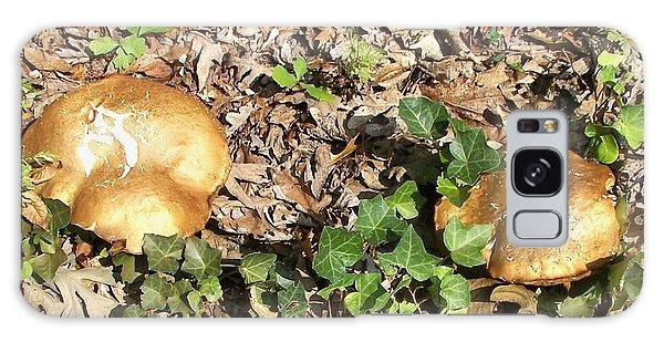 Invasive Shrooms Galaxy Case by Pamela Hyde Wilson