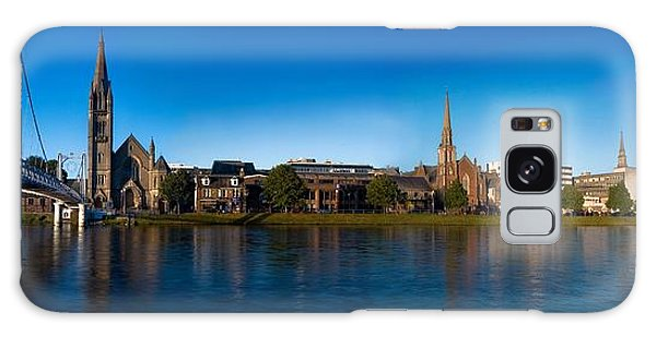 Inverness Waterfront Galaxy Case