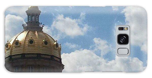 Iowa State Capital Building 9 11 11 Galaxy Case