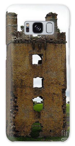Ireland- Castle Ruins II Galaxy Case