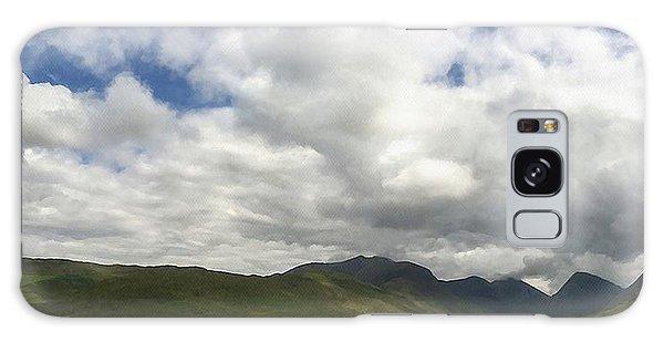 Ireland Panorama Galaxy Case