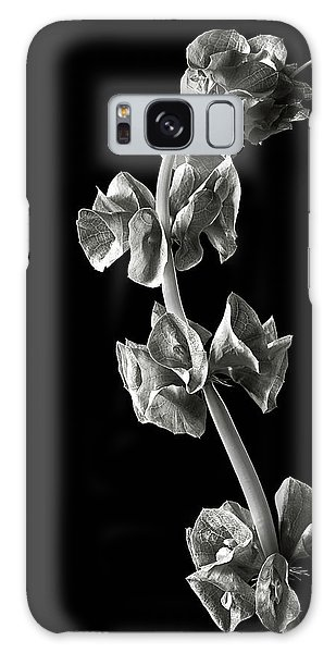 Irish Bells In Black And White Galaxy Case