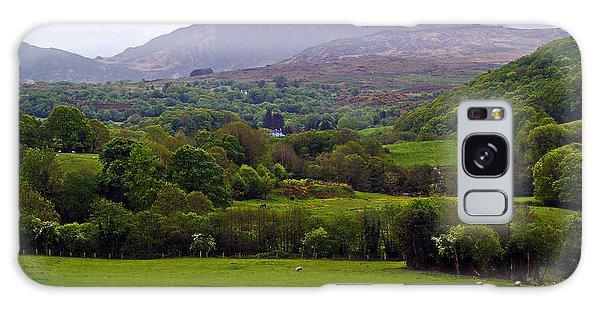 Irish Countryside II Galaxy Case