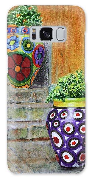 Italian Vases Galaxy Case