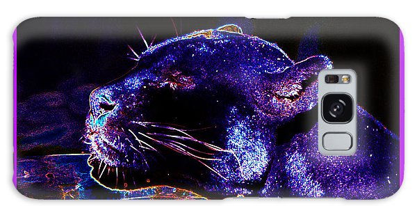 Jaguar Dreaming Your Tomorrow Galaxy Case