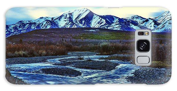Denali Galaxy Case - Jenny Creek Dawn by Rick Berk