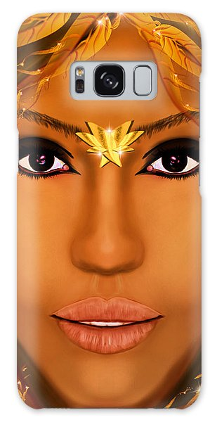 Jessica Alba Fairy Tale Galaxy Case