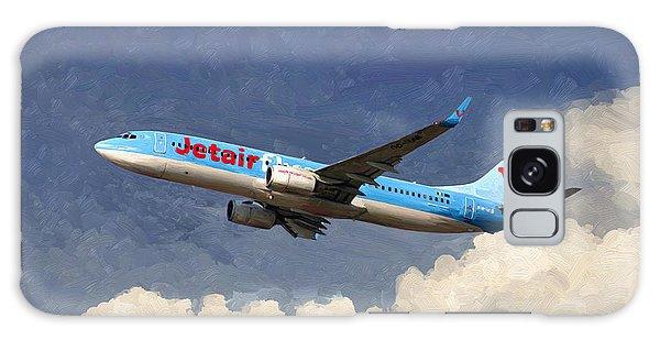 Jetairfly Boeing 737 Galaxy Case by Nop Briex