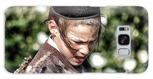 Religious Galaxy Case - Jewish Boy - New York by Joel Lopez