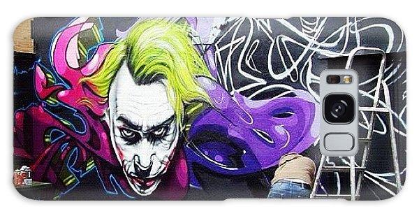 Superhero Galaxy Case - #jody#flx#bristolgraffiti #bristolart by Nigel Brown