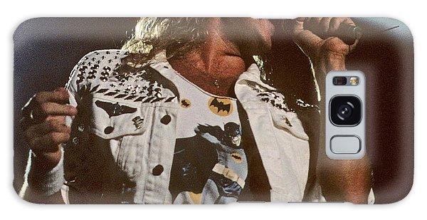 Joe Elliot Galaxy Case by David Plastik