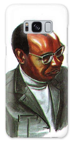 John Mbiti Galaxy Case by Emmanuel Baliyanga