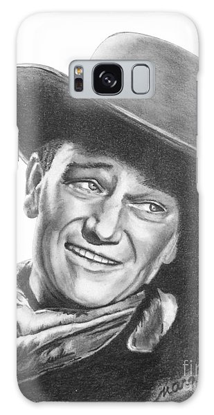 John Wayne   Dreamer Galaxy Case