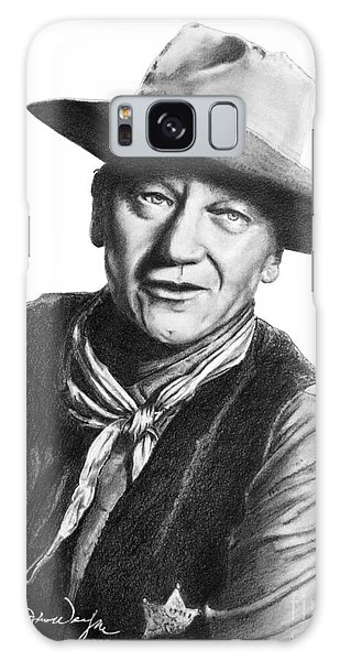 John Wayne  Sheriff Galaxy Case